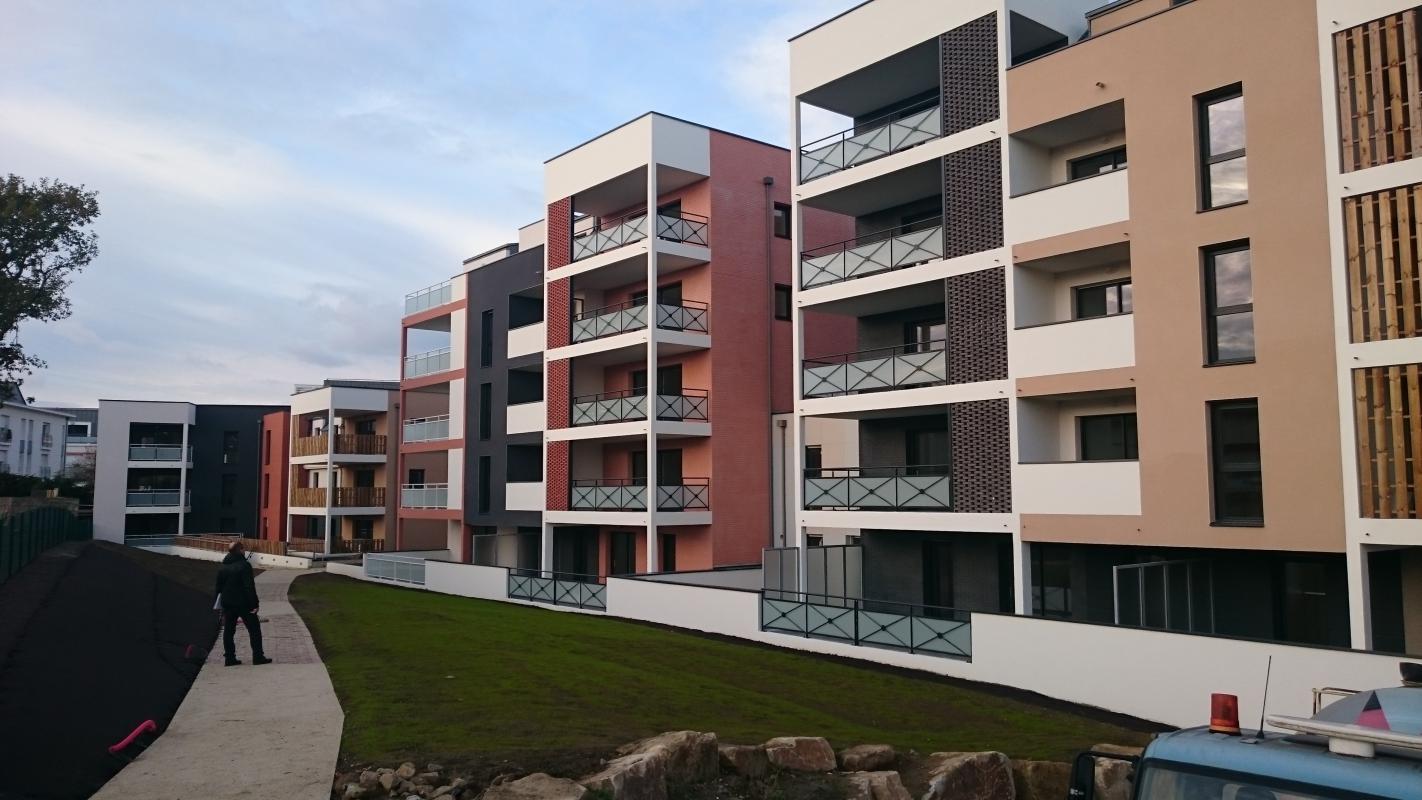Programme immobilier neuf dinard 35800 ille et vilaine for Concevoir mon propre immeuble