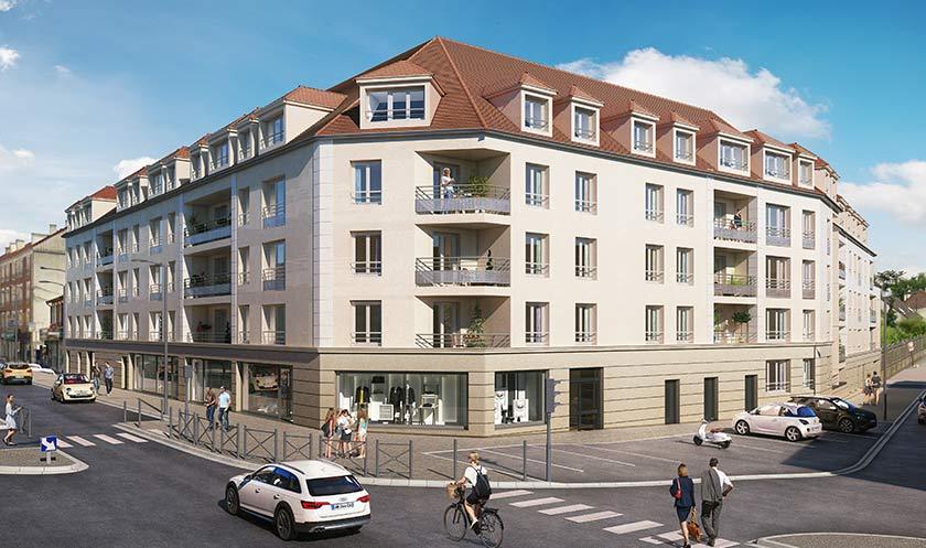 Immobilier Neuf Seine Et Marne Brou Sur Chantereine 77177 Les
