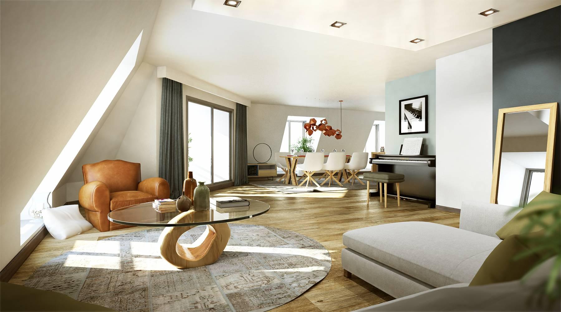 Immobilier Neuf Hauts De Seine Clamart 92140 Proximity Mon